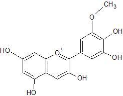 petunidiini